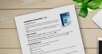 ReqIF Studio Installation Checklist